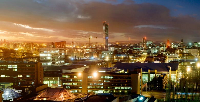 places to visit in the UK manchester