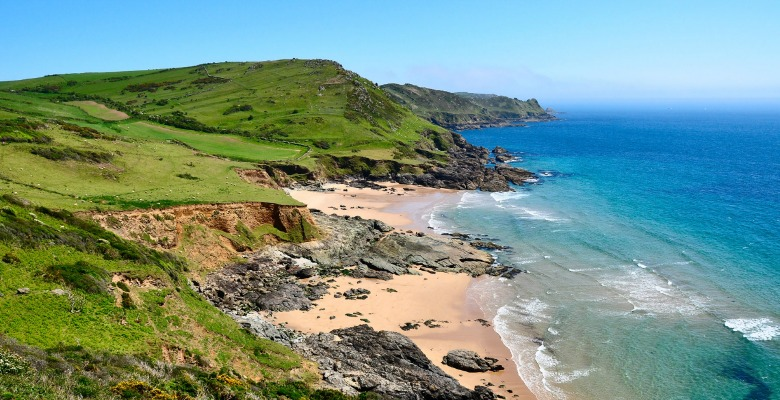 places to visit in the UK devon