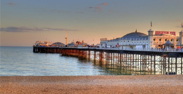 places to visit in the UK brighton