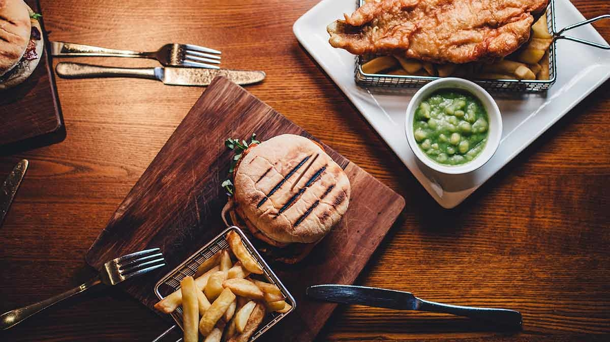 Top 5 Lunch Spots in Manchester