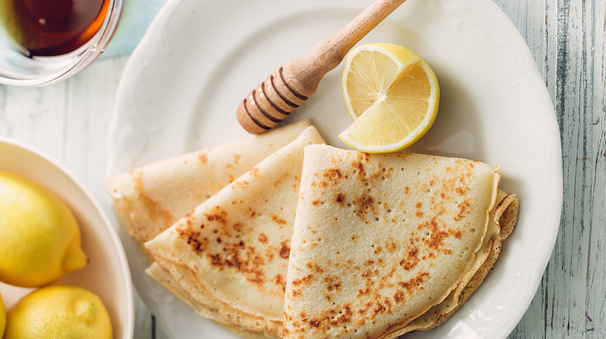 Our Foolproof Pancake Recipe
