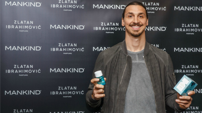 Zlatan Ibrahimovic: His Successful Fragrance Range