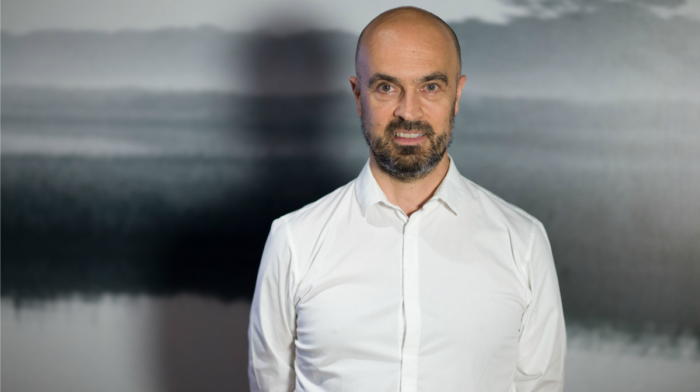 Olivier Pescheux Discusses The Zlatan Fragrance