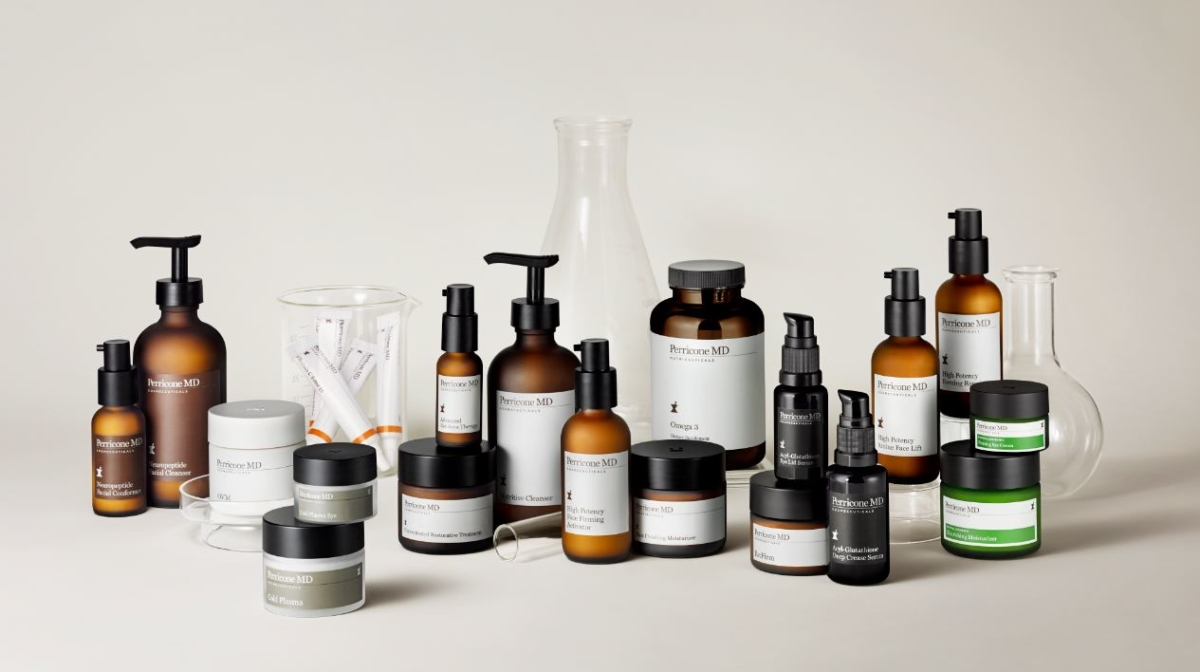 Christopher Caires Talks Perricone MD