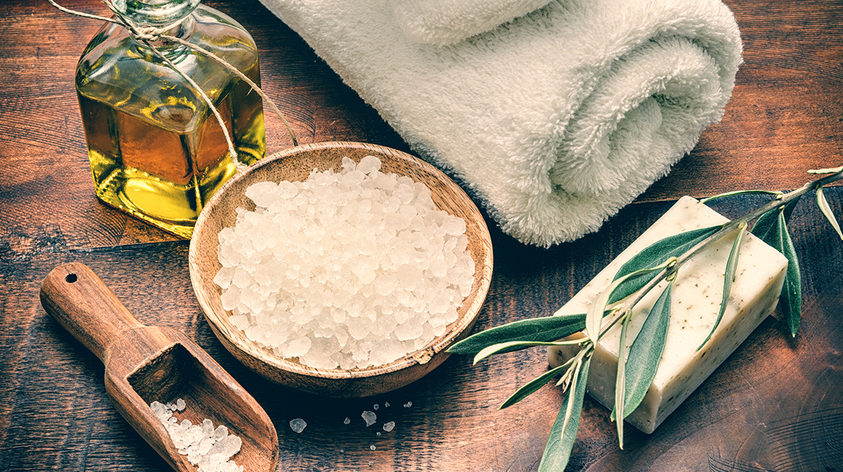 Our Top 5 Sea Salt Body Scrubs