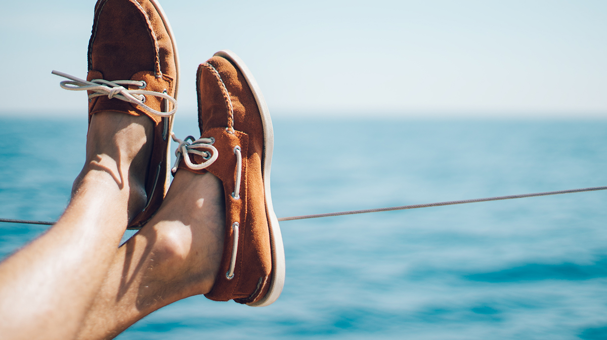 Styling Boat Shoes The Right Way