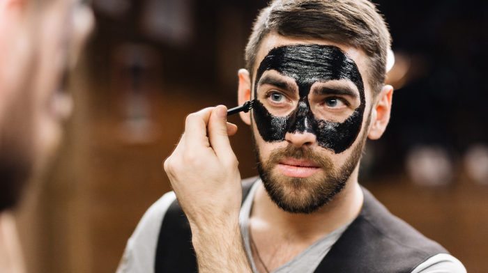The Power of a Charcoal Mask