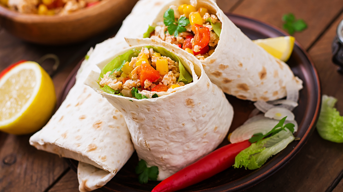 bean burritos energy boosting meals recipe