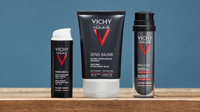 Introducing: Vichy Homme