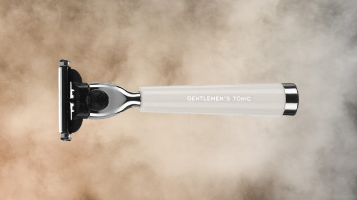 Showcasing Gentlemen's Tonic Savile Row Razor