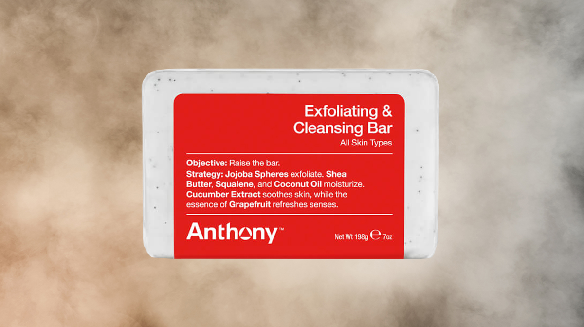 How To Use Anthony Exfoliating And Cleansing Bar