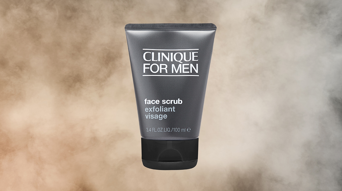 How To Use Clinique For Men Face Scrub