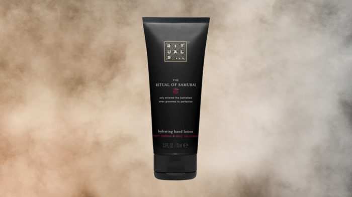 Showcasing Rituals The Ritual Of Samurai Hand Lotion