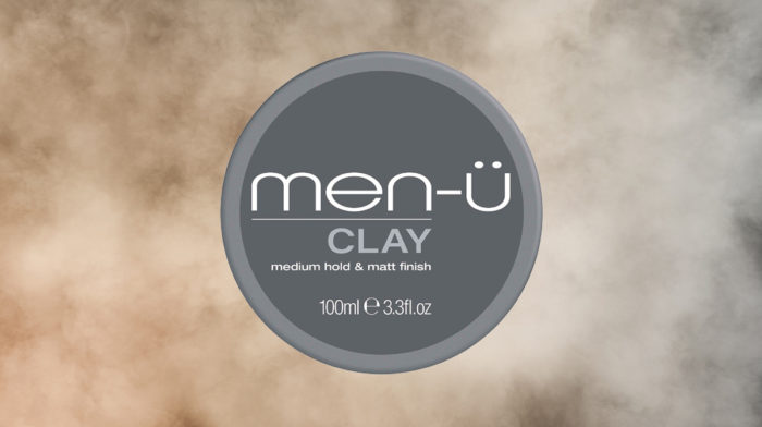 How To Use men-ü Styling Clay