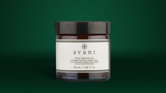 Day 6: Avant Skincare Deluxe Hyaluronic Acid Vivifying Face and Eye Night Cream