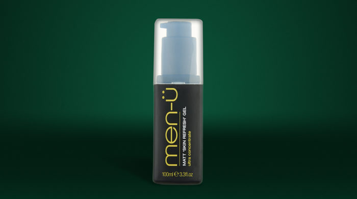 Day 22: Men-ü Matt Skin Refresh Gel