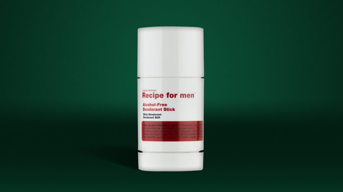 Day 14: Recipe for Men Alcohol Free Deodorant Stick