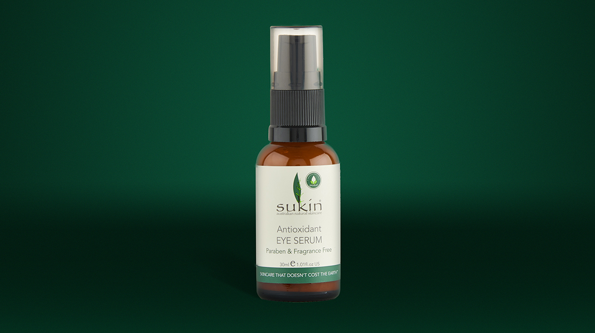 Day 15: Sukin Eye Serum