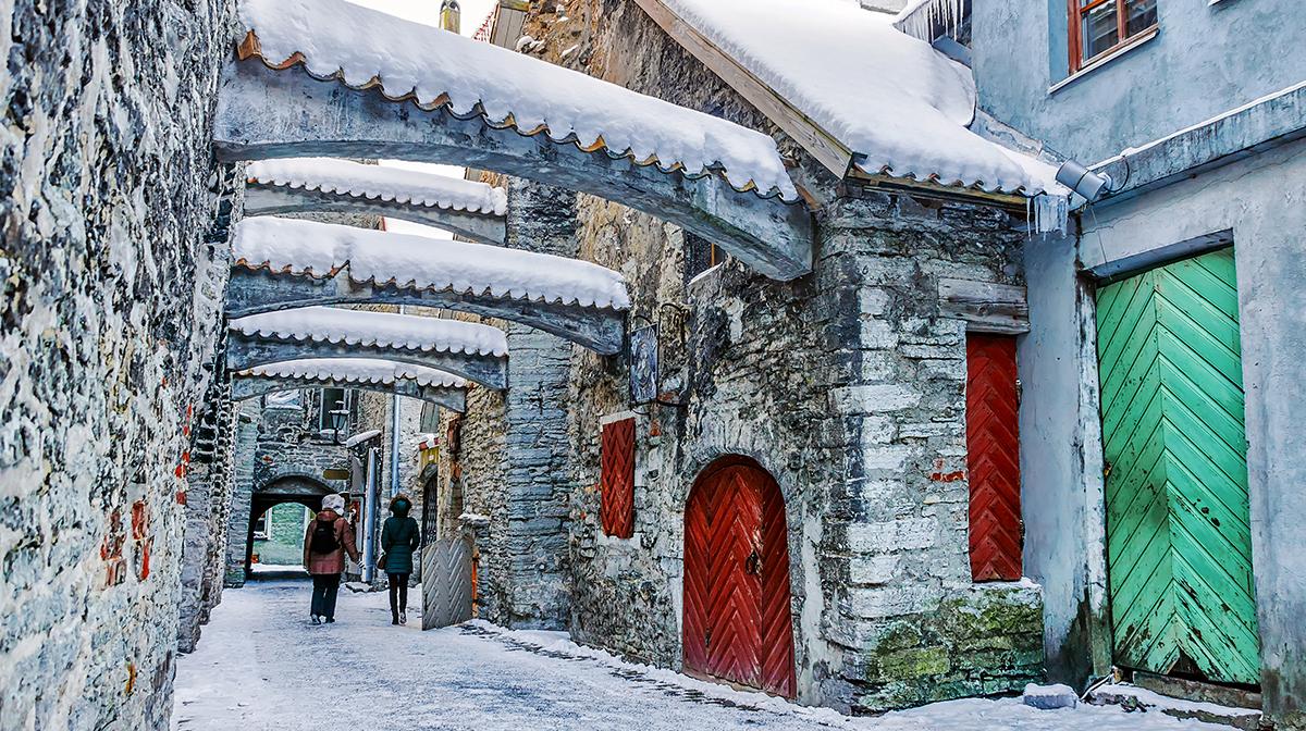 Winter City Breaks: Mankind's Top 5 Destinations in Europe
