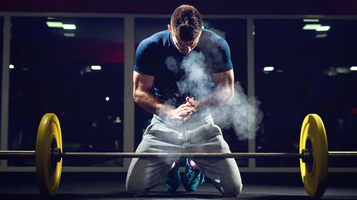 The Men's Fitness Resolutions You Should be Making in 2018