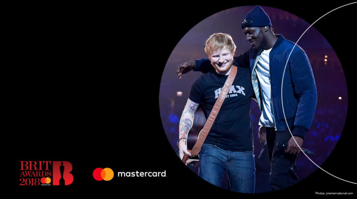 WIN TICKETS TO THE BRIT AWARDS WITH MASTERCARD
