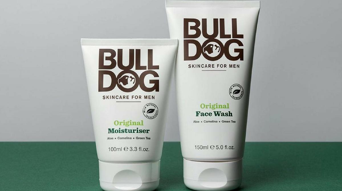 Bulldog Original Moisturiser and Face Wash