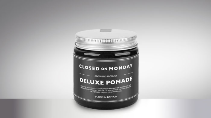 Tried and Tested: Closed on Monday Deluxe Pomade