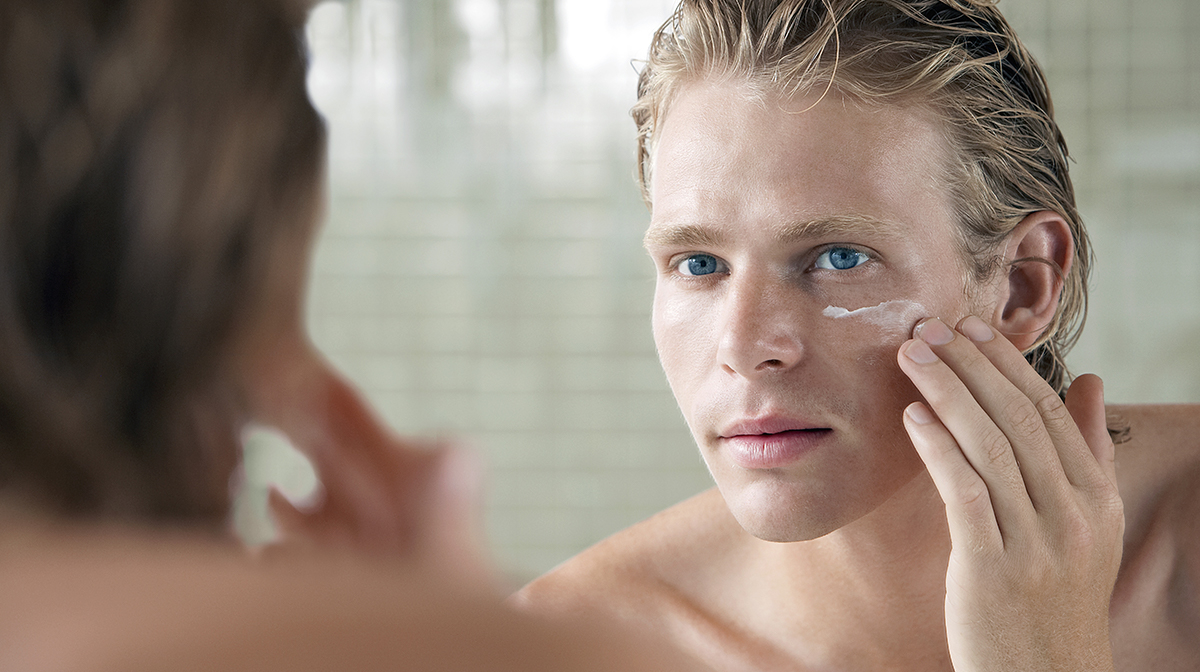 6 Step Simple Men's Cosmetics Routine