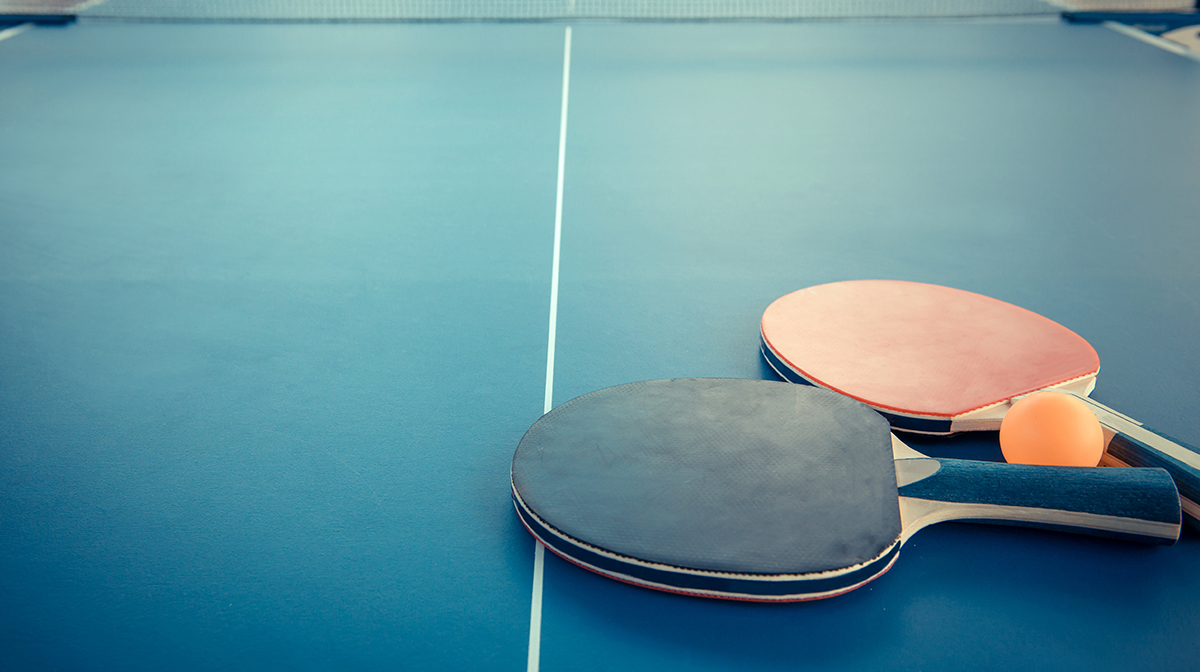Ping Pong | Mankind Blog