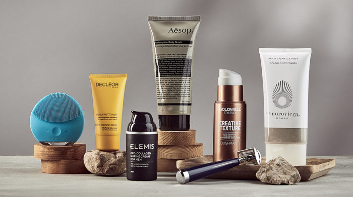 The best in male grooming products April 2018