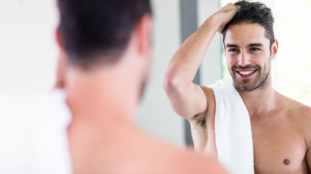 How to stop body acne