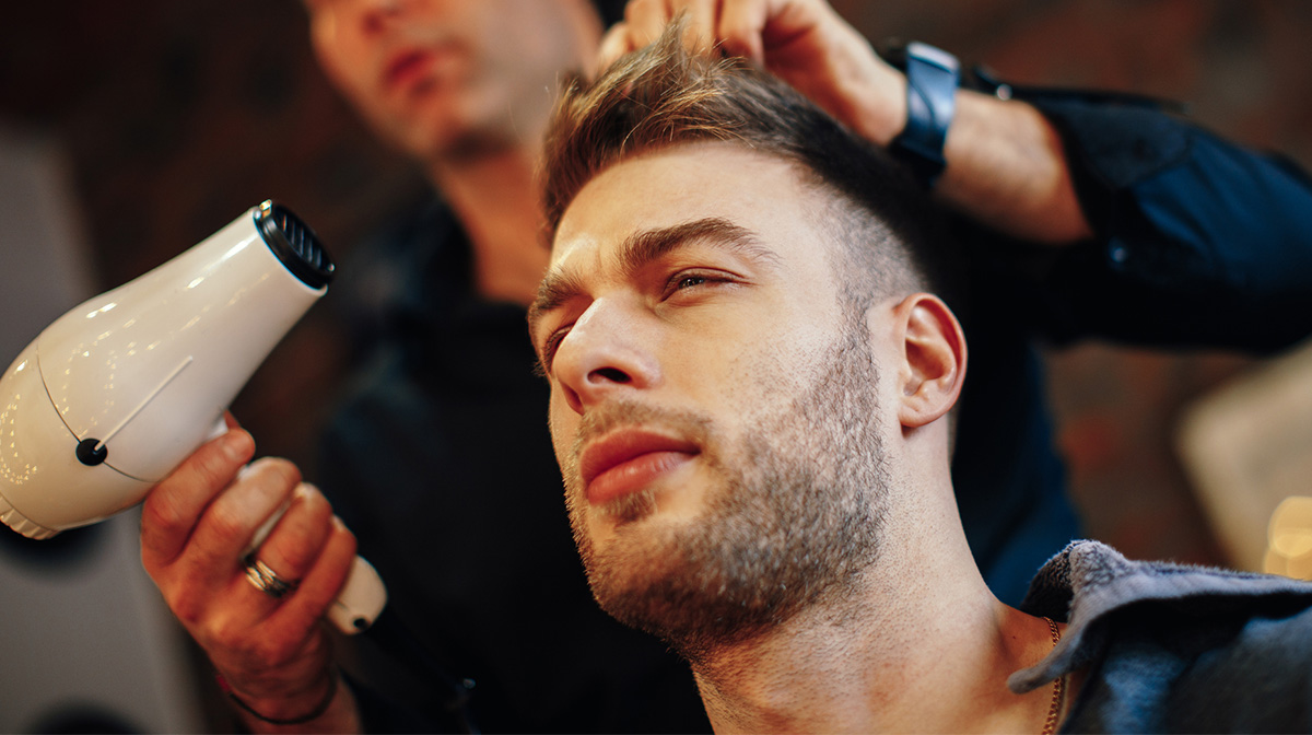 What types of hair products for men are there? - Mankind