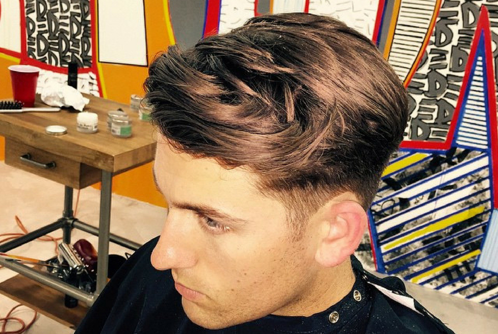 Hair styling products for men