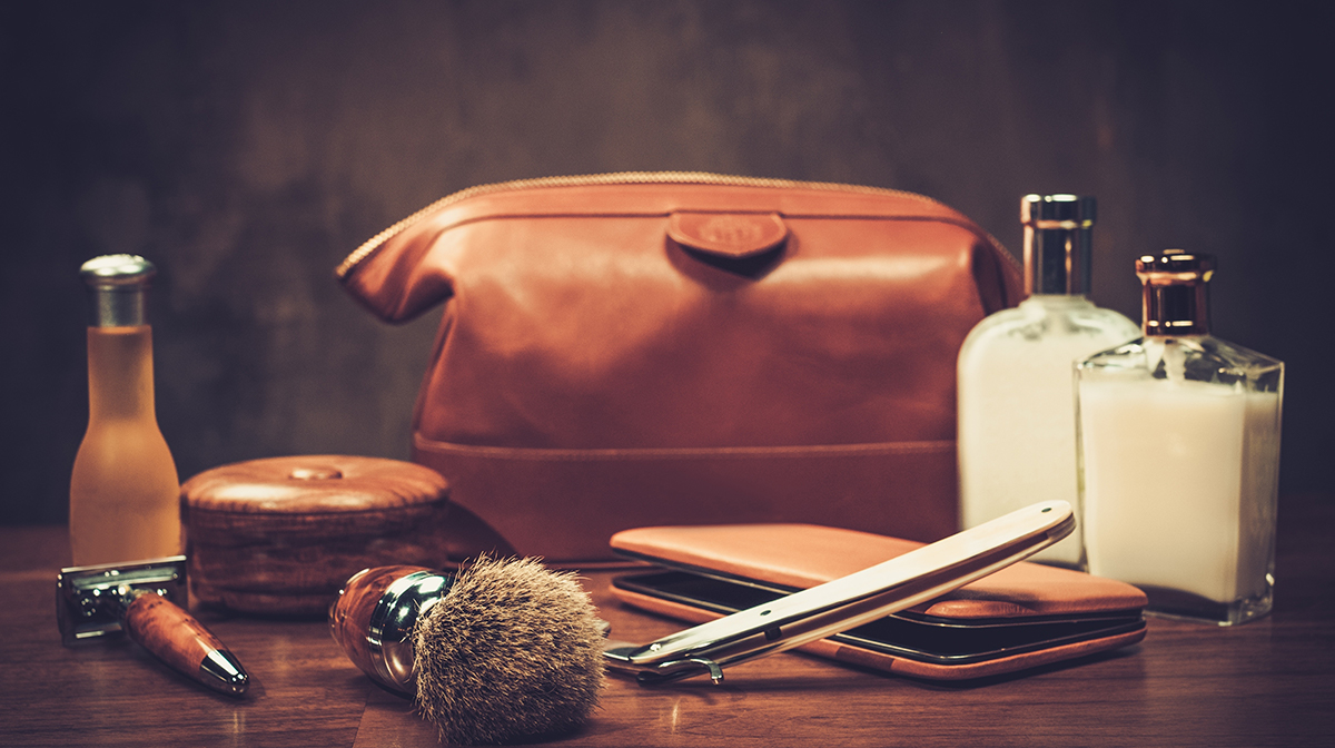 The Best Men's Grooming Kits