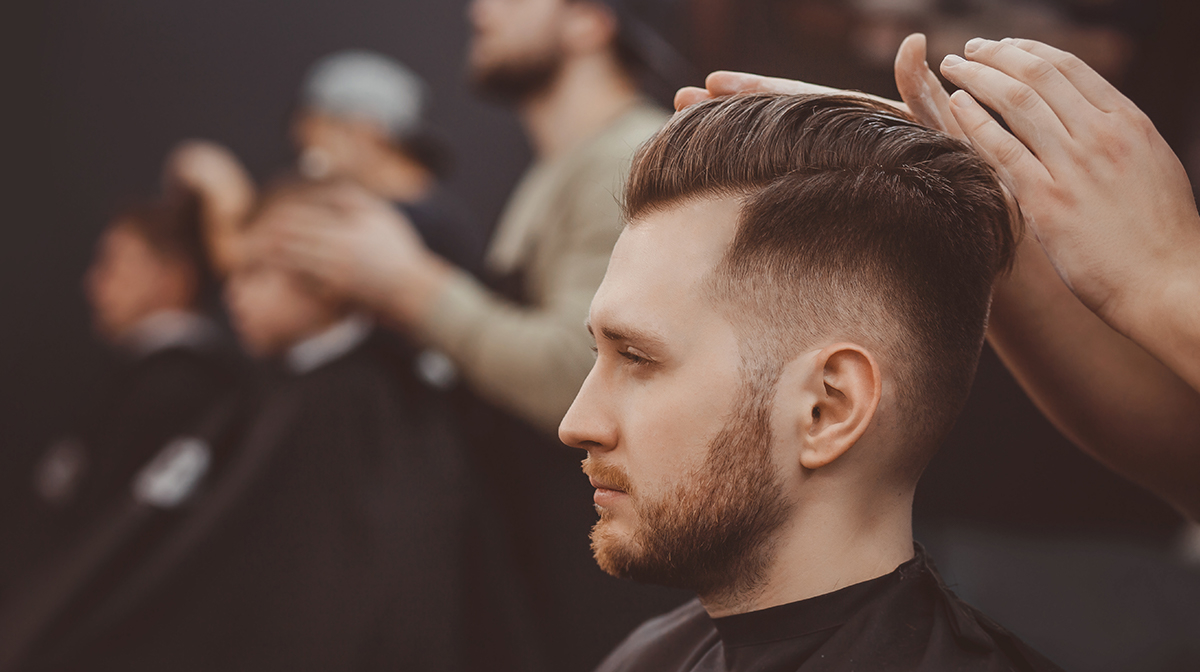 Take care of your hair: a five-step guide to men's haircare