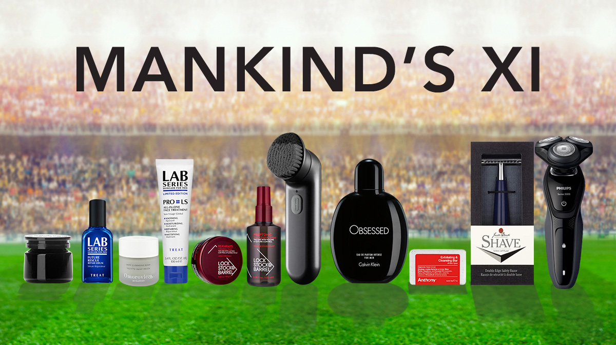 The Dream Teams: Mankind's First XI