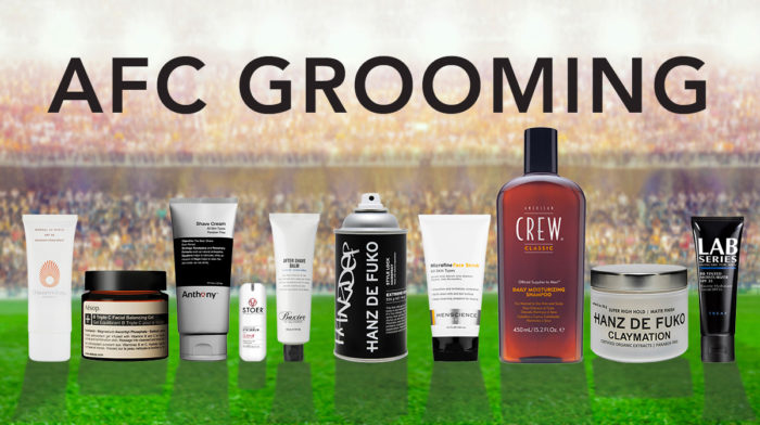 The Dream Teams: AFC Grooming