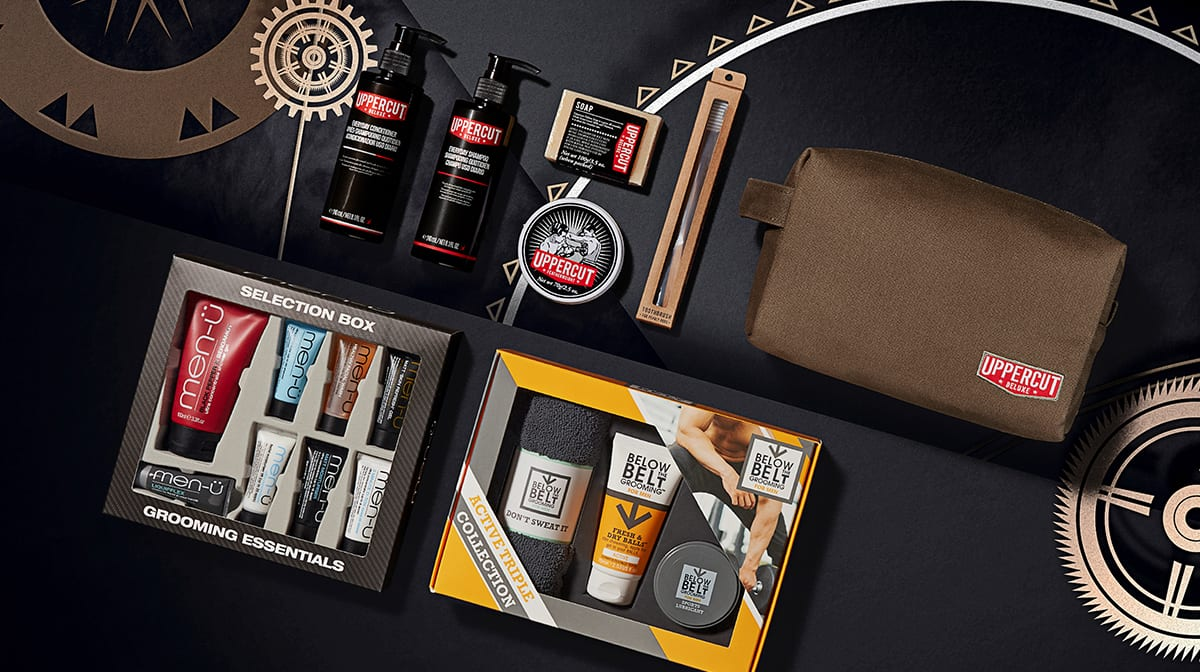The Best Men's Gift Sets in 2018