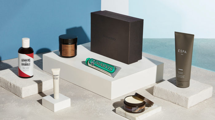 Mankind Grooming Box: The Strength Edit