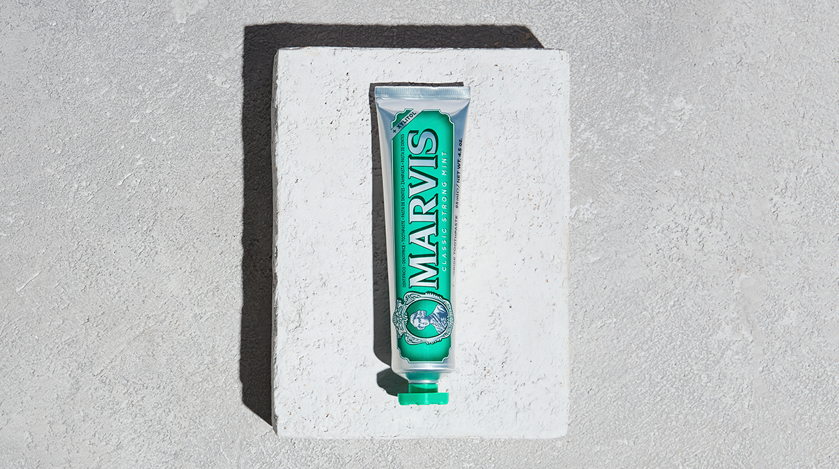 Marvis Strong Toothpaste