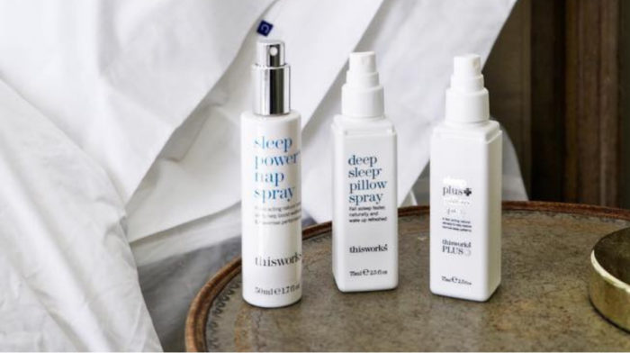 Why you need the Power Nap Spray from This Works at your disposal