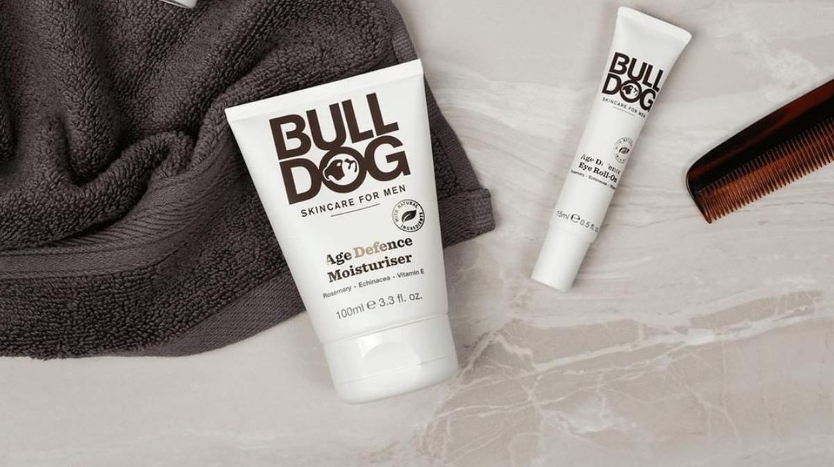 Bul;ldog age defence eye roll-on