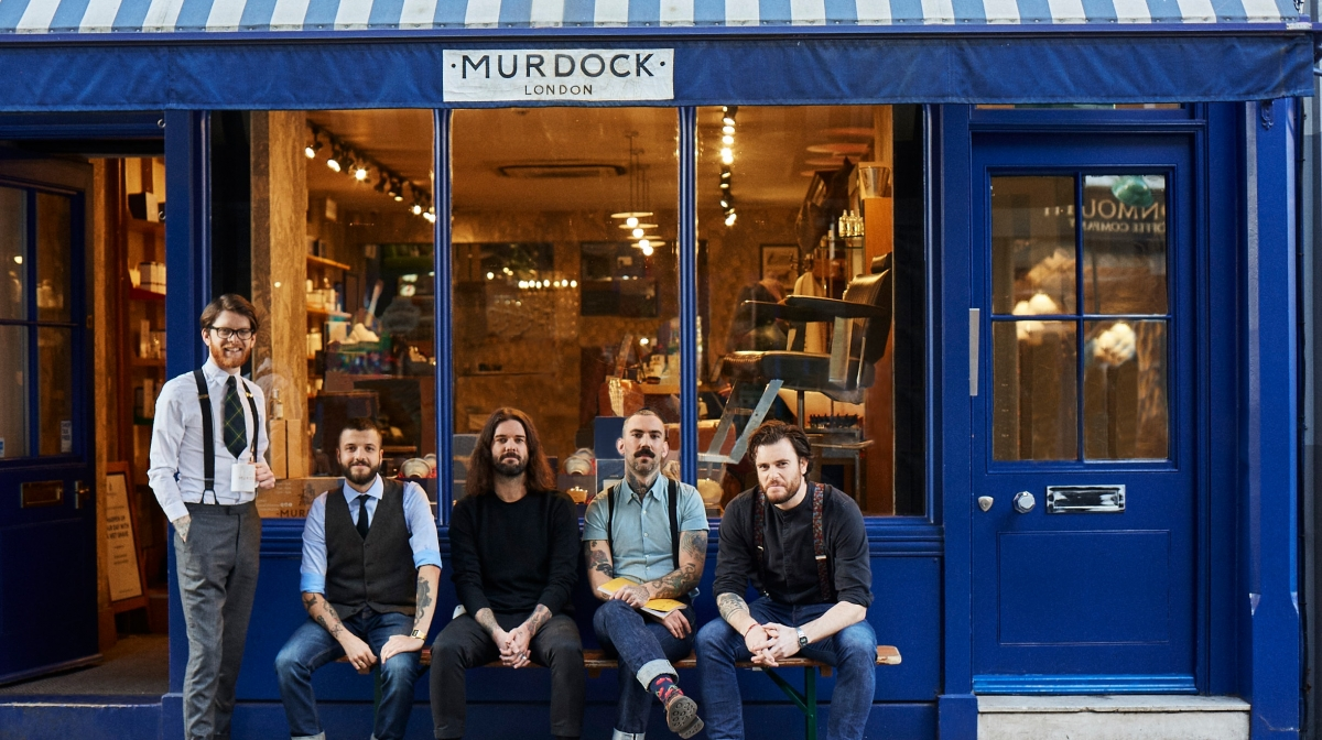 Introducing: Murdock London Male Grooming