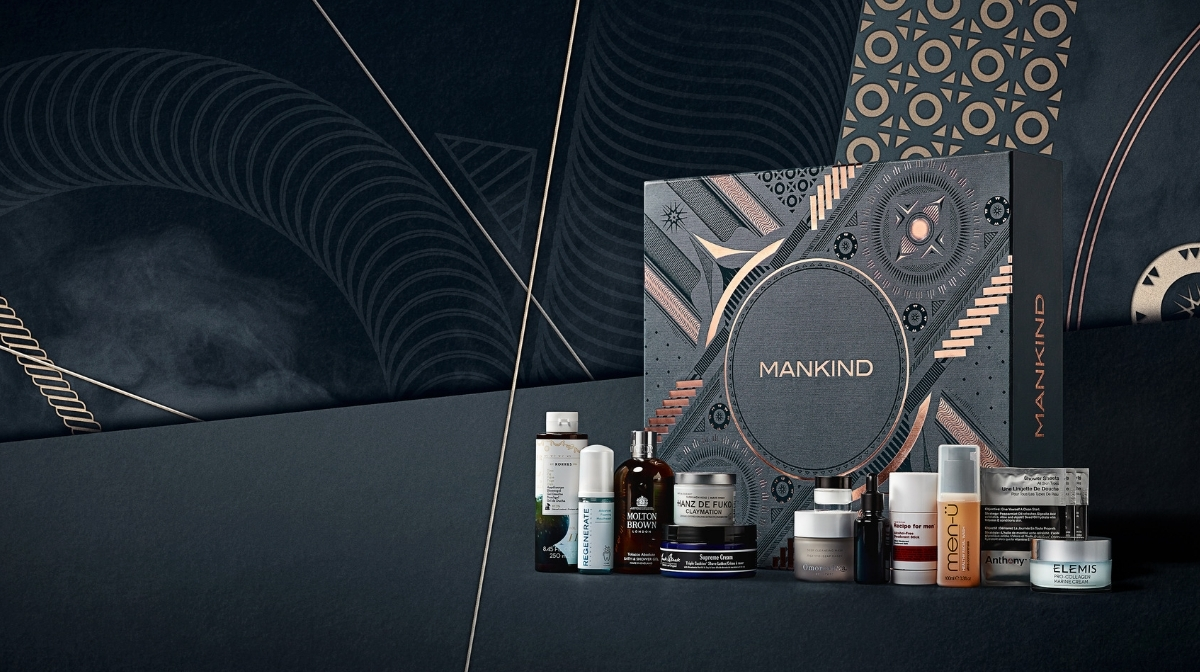 The Mankind Christmas Collection: The Ultimate Male Grooming Collection