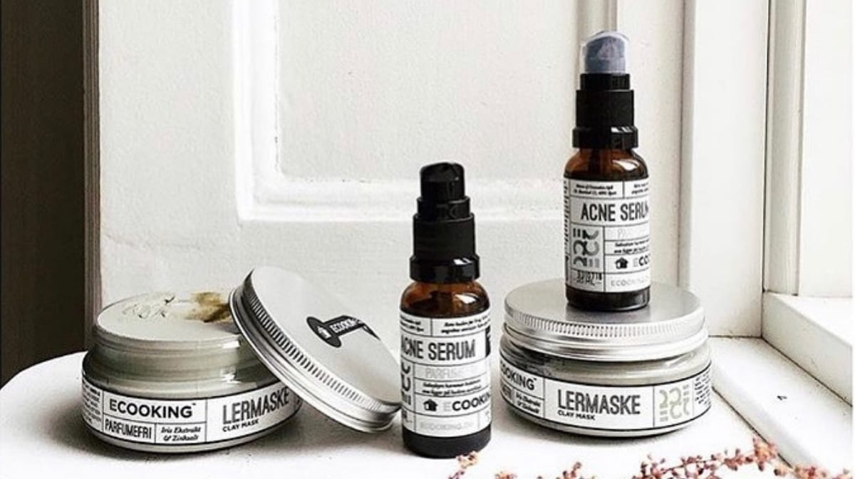 Introducing Ecooking: Organic Danish Skincare on Mankind