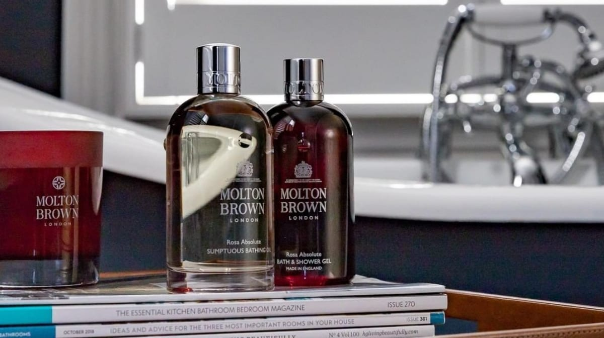 Cyber Weekend on Mankind: Molton Brown Black Friday Sale