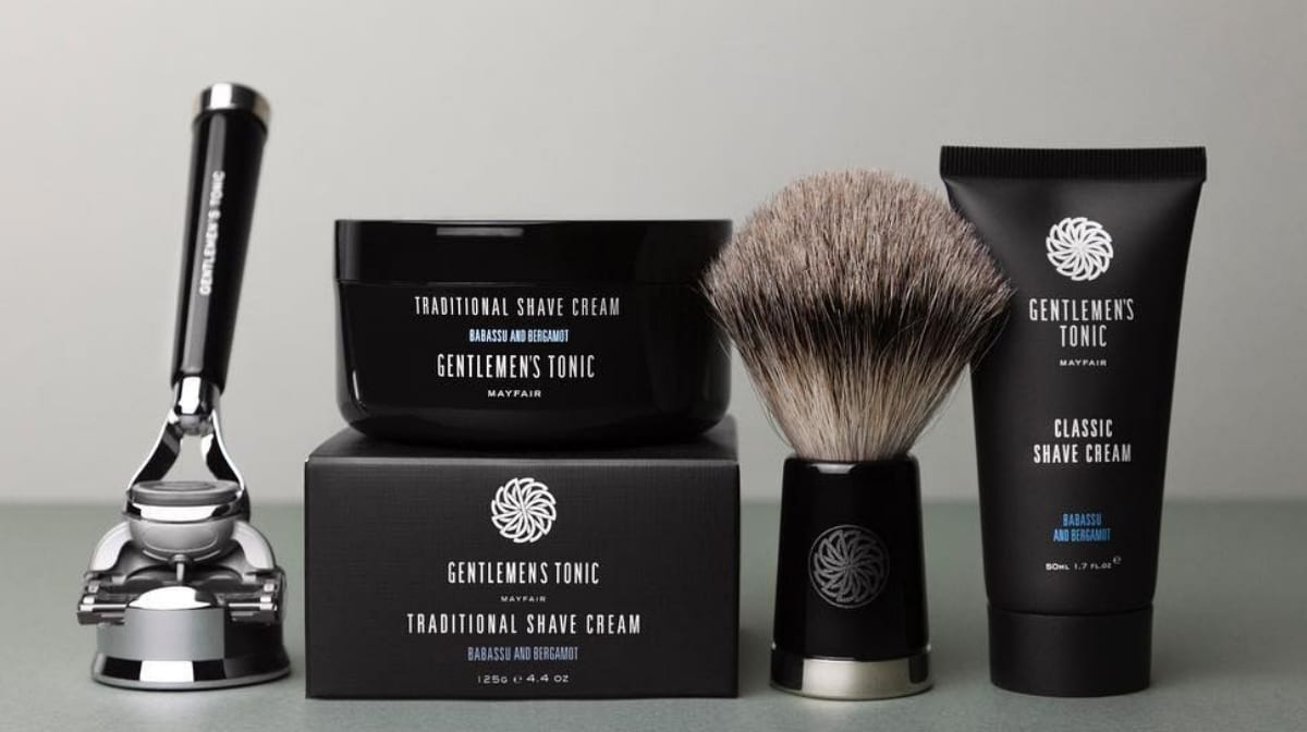Black Friday on Mankind: Men's Shaving Offers