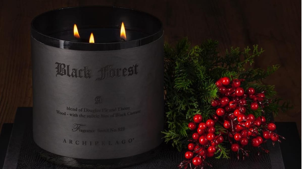 The best manly scented candles: man candles on Mankind