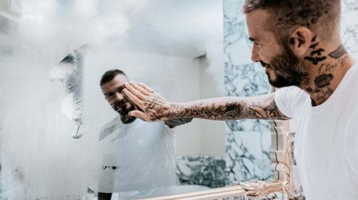 Grooming Expert in Residence: Hair Styling and Tattoo Maintenance with John Turvey, ep. 3