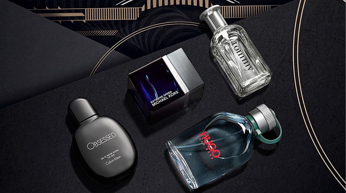 Men's Fragrance Christmas Gifts: The Best Perfume for Men on Mankind